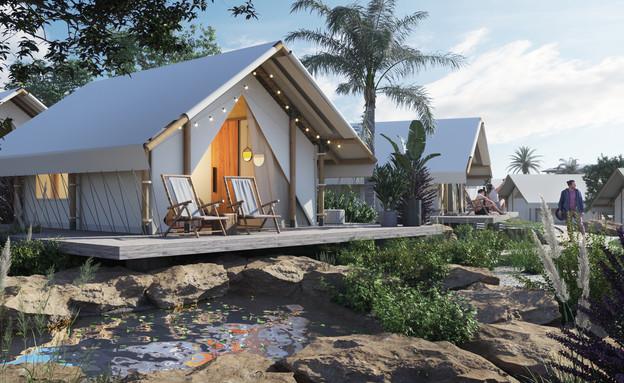 מלון חדש באילת (הדמיה: דונה פריטל)