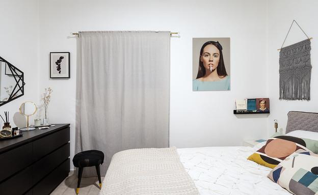 דירה בתל אביב, עיצוב מירב רינגל - 8 (צילום: טלי קנדל)