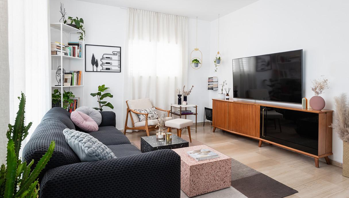 דירה בתל אביב, עיצוב מירב רינגל - 10