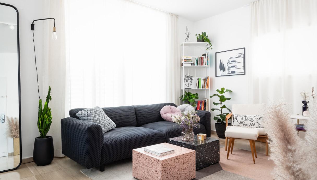 דירה בתל אביב, עיצוב מירב רינגל - 15