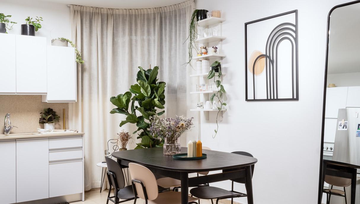 דירה בתל אביב, עיצוב מירב רינגל - 1