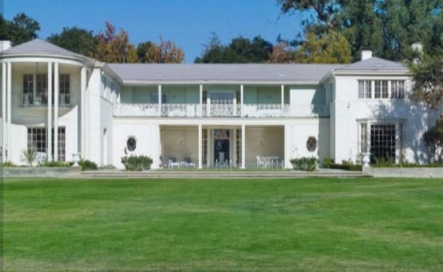 האחוזה של בארון הילטון נמכרה ב-61.5 מיליון דולר (צילום: מתוך האינסטגרם)