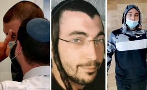 לאון רמנטוב החשוד ברצח שניר בוחבוט (צילום: משטרת ישראל)