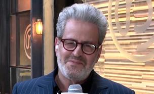 """שופט """"מאסטר שף"""" מדבר על העונה המיוחדת מכולן (צילום: מתוך """"חדשות הבוקר"""" , קשת 12)"""