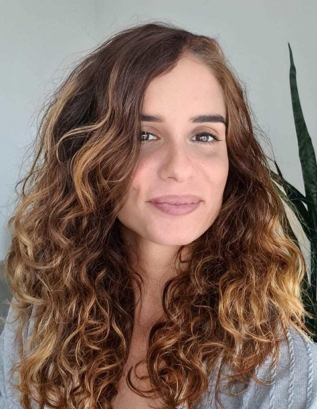 ענבר ברנע, מנהלת הפיתוח הארגוני והלמידה (צילום: באדיבות נטורל אינטליג'נס)