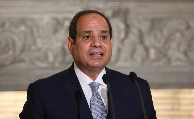 נשיא מצרים עבד אל פתח א-סיסי (צילום: רויטרס)