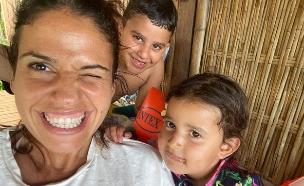 משפחת ברזילאי (צילום: אלבום משפחתי)