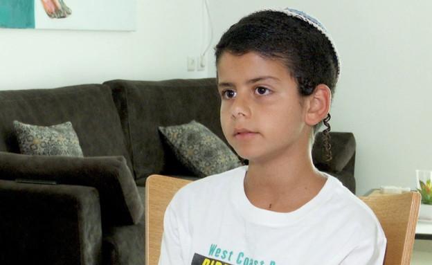 ישראל מאיר מדמוני (צילום: חדשות 12)