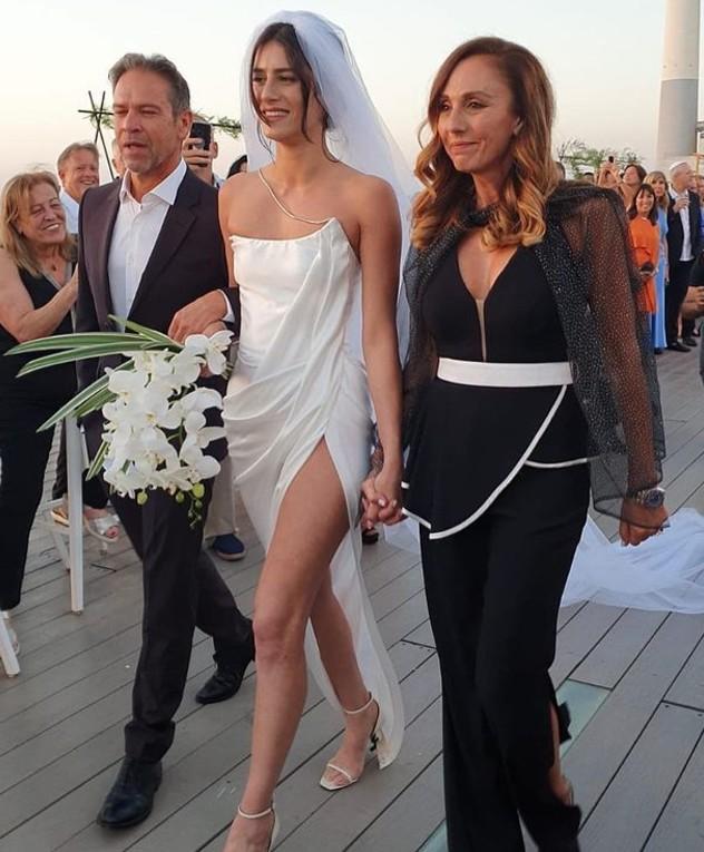 ארבל קינן התחתנה. מאי 2021
