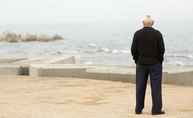 איש זקן, סבא (צילום: Jne Valokuvaus, shutterstock)