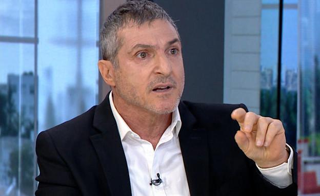 """עו""""ד ירום הלוי על המשפט החוזר לרומן זדורוב (צילום: מתוך """"חדשות הבוקר"""" , קשת 12)"""