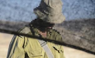 """חייל צה""""ל (אילוסטרציה) (צילום: shutterstock)"""