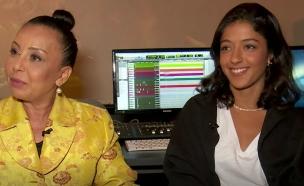 היורשת: סדרה חדשה על מאבקי עולם הזמר המזרחי (צילום: חדשות)