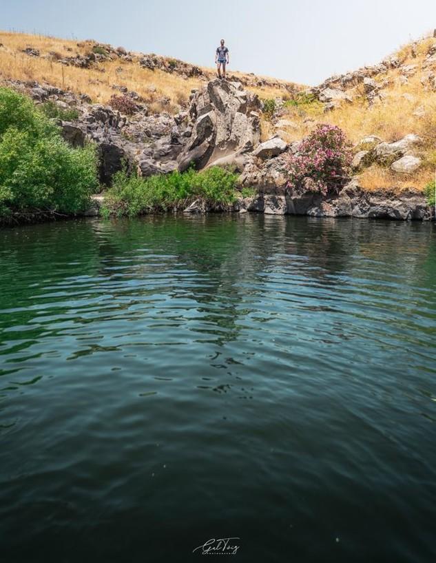 בריכת שרבוב הנחלים (צילום: גל טוויג)