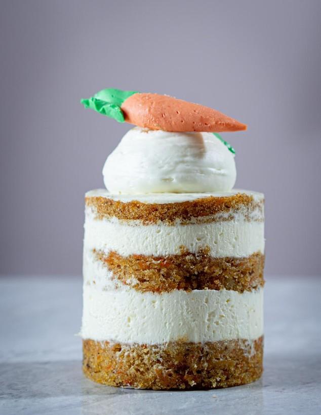 ספרינקלז , עוגת גזר (צילום: אסף קרלה)