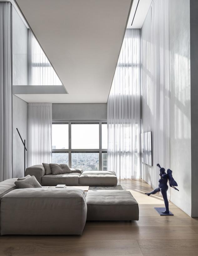 בתים מבפנים 2021, עיצוב טל גולדשמיט פיש - 3 (צילום: עמית גרון)