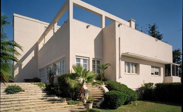 בתים מבפנים,  בית השגריר הצרפתי - 6 (צילום: רן ארדה)