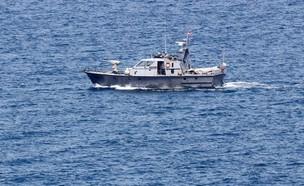 ספינת החיל (צילום: JACK GUEZ/AFP, Getty Images)