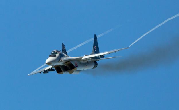 משרד ההגנה הפולני מכחיש שמטוסי קרב ירו בטעות אחד על השני (צילום: Ryan Fletcher , Shutterstock)