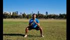 squat to sumo squat (צילום: אליאב בר לב)