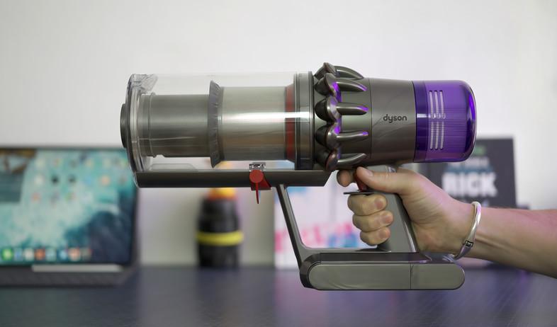 שואב אבק דייסון (צילום: Mr.Mikla, Shutterstock)