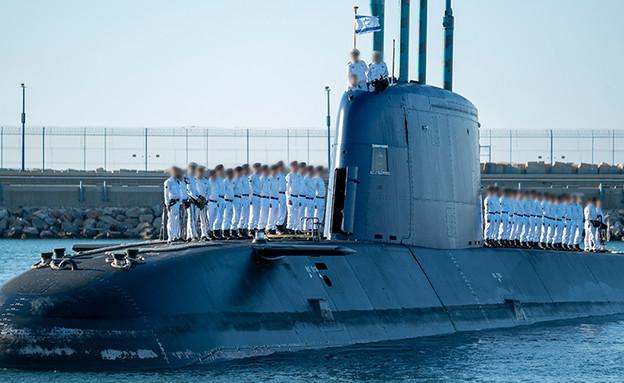 """הקורס היוקרתי של חיל הים (צילום: דובר צה""""ל )"""
