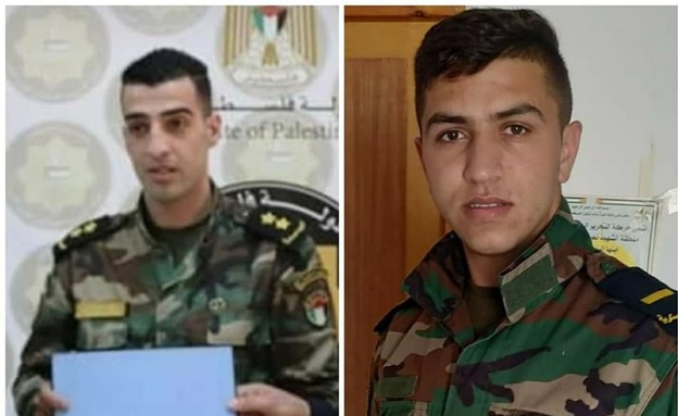 """דיווחים פלסטינים: אלו שני אנשי המודיעין שנהרגו על-ידי כוחות צה""""ל"""