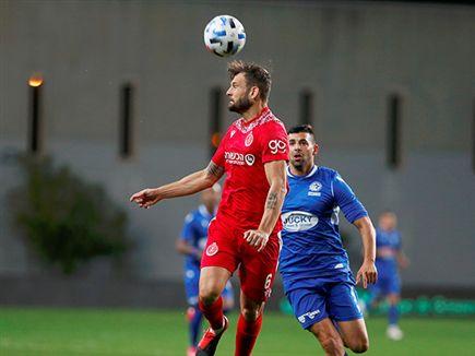 גוטליב, במועדון רוצים שיישאר (אלן שיבר) (צילום: ספורט 5)