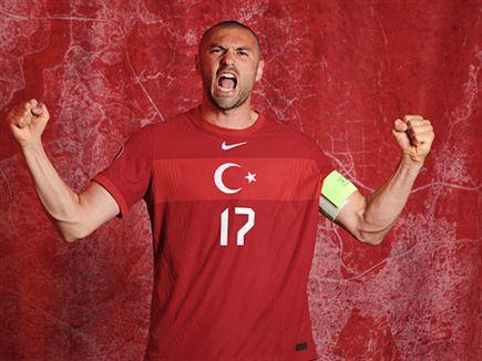 באנקר בחוד של טורקיה. בוראק (getty) (צילום: ספורט 5)