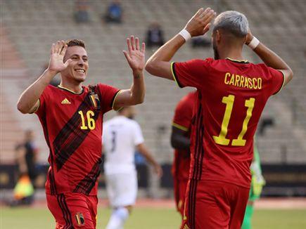 בלגיה. מחזיקה באחוזי ההצלחה הטובים ביותר (GETTY) (צילום: ספורט 5)