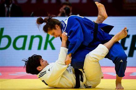 ענבר לניר. סיימה במקום ה-7 באליפות העולם בבודפשט (Getty) (צילום: ספורט 5)