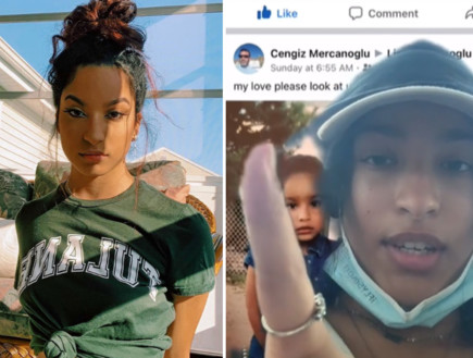 19 שנים אחרי: מצאה בפייסבוק את אביה שנעלם ולגמרי במקרה