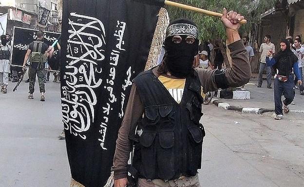 פעילי ארגון הטרור (צילום: RAMI AL-SAYED/AFP, GettyImages)