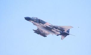 מטוס הקרב (צילום: Dirck Halstead/Liaison, GettyImages)
