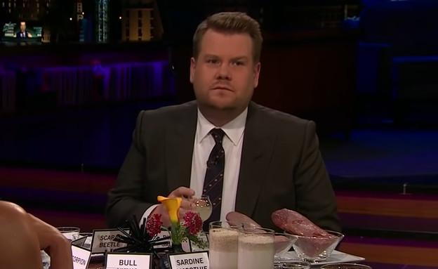 ג'יימס קורדן (צילום: The Late Late Show with James Corden, youtube)