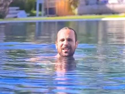 """אורי קוואל, מתוך חדשות 13  (צילום: מתוך """"חדשות 13"""", צילום מסך)"""