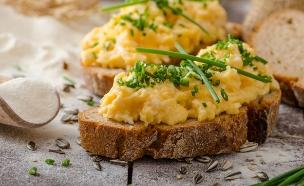 ביצה מקושקשת (צילום: Stepanek Photography, shutterstock)