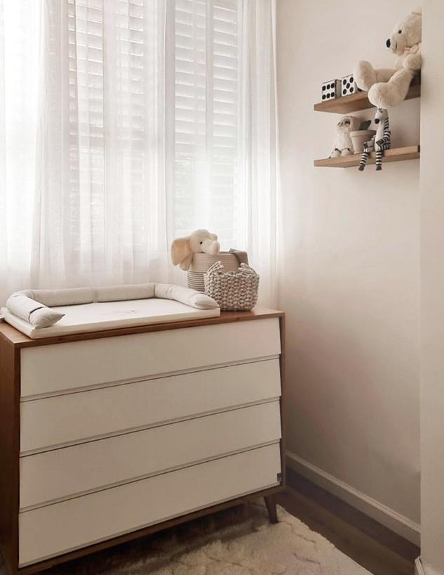 חדר התינוק של אנה ארונוב, ג (צילום: נועה גבע)