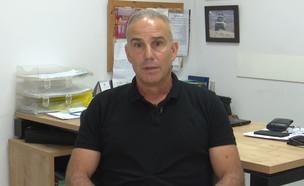 גיורא לוי, מפקדו לשעבר של בנט  (צילום: החדשות 12)