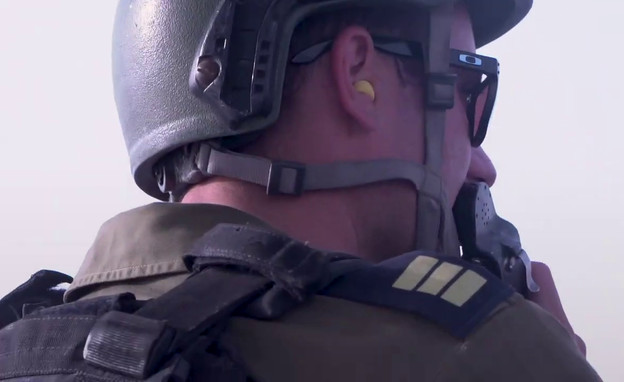 הלוחמים בים (צילום: IDF, Youtube)