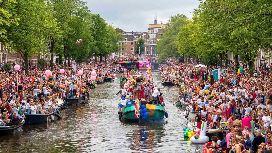 משט התעלות באמסטרדם (צילום: D.Cz., Shutterstock)