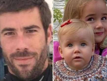 הרצח הכפול שמסעיר את ספרד: אב רצח את בנותיו כדי לנקום בגרושתו