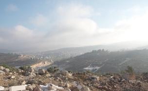 מאחז אביתר (צילום: החדשות 12)