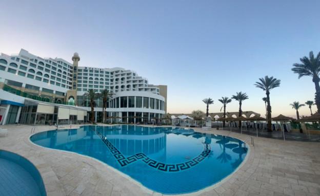 מלון דניאל - ים המלח (צילום: באדיבות המלון)