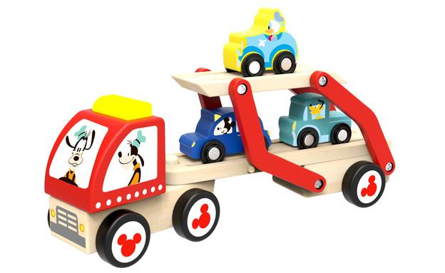 דיסני 2021, הנסיך הקטן, מוביל מכוניות, 69.90 שקל (צילום: סטודיו הנסיך הקטן)