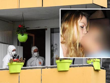 רצחה חמישה מילדיה כנקמה נגד בעלה לשעבר