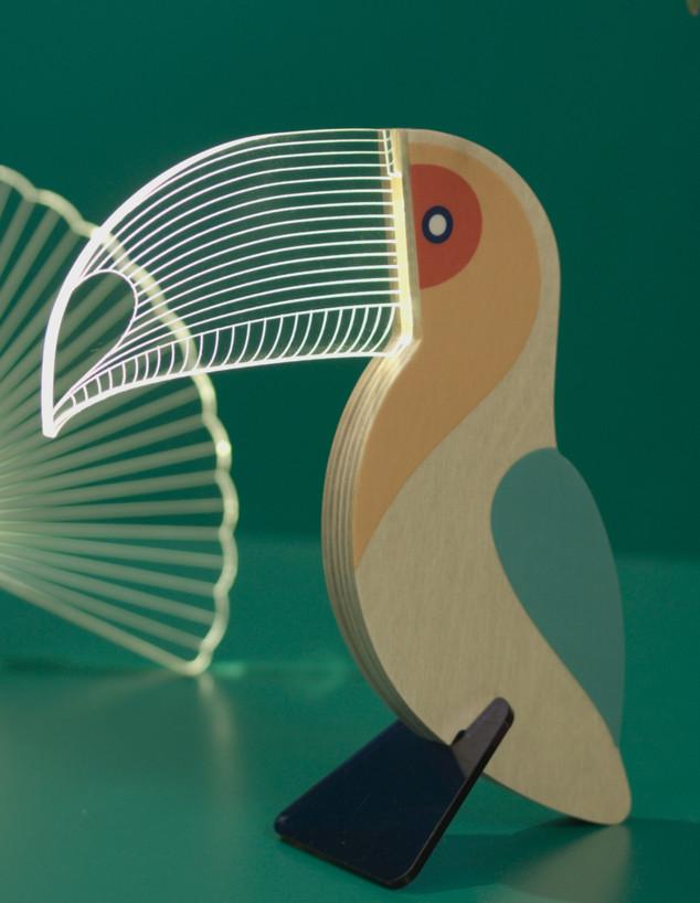 צרכנות יוני 21, מנורות חיות סטודיו צ'חה (צילום: מתן בללתי)