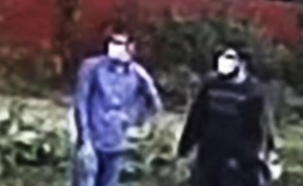 החשודים בהנחת מטען חבלה בהודו