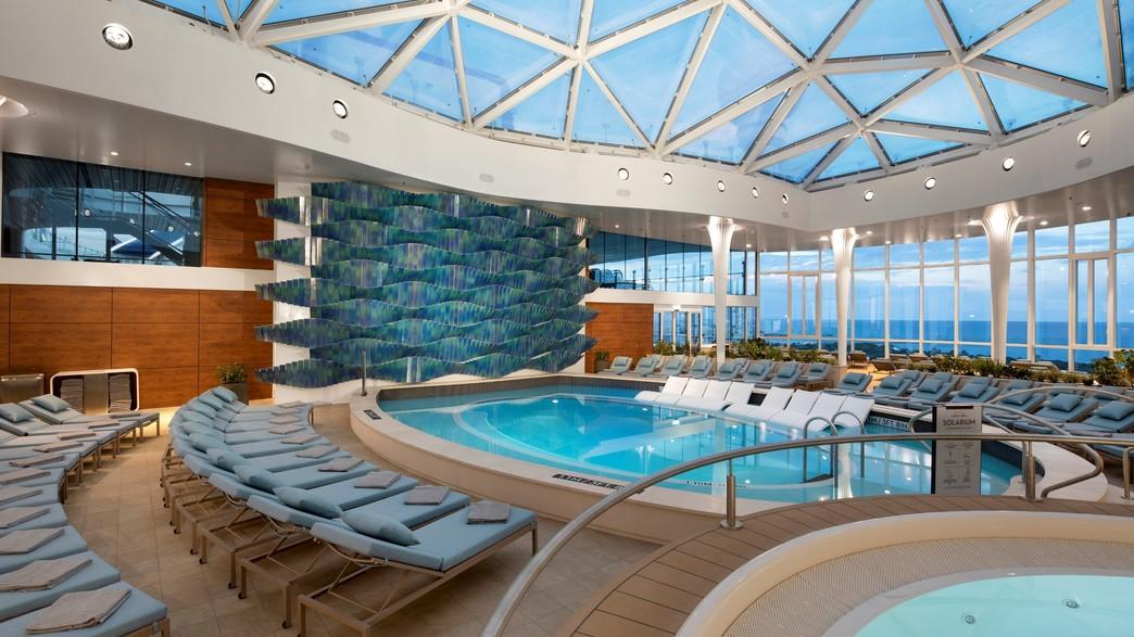 סלבריטי קרוז (צילום: באדיבות חברת Celebrity Cruises®)