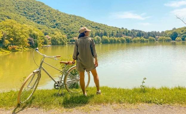 ומסלולי אופניים (צילום: דורון כהן)